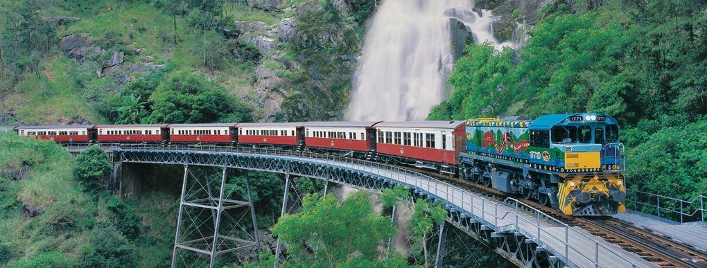 Kuranda Scenic Railway-Australia-tours