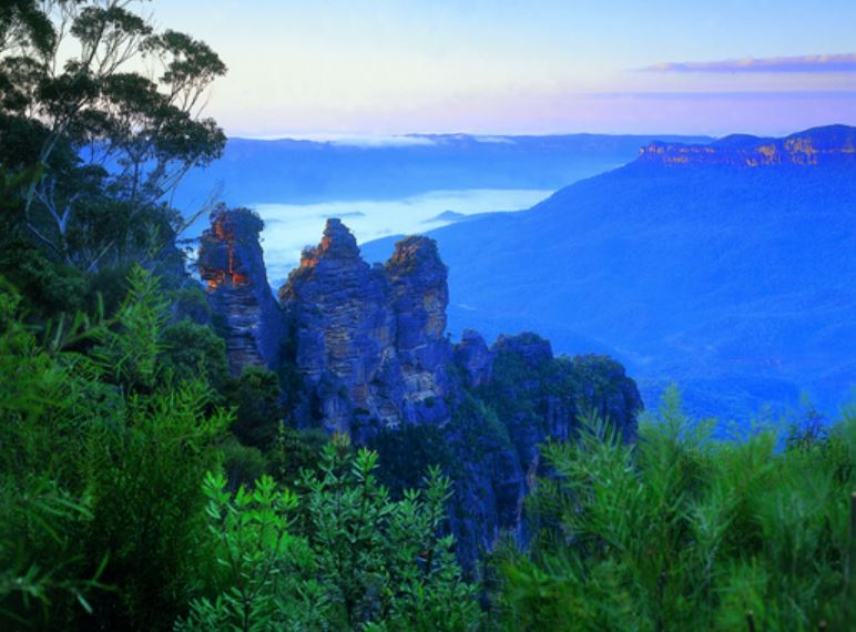 Blue Mountains Australia tours