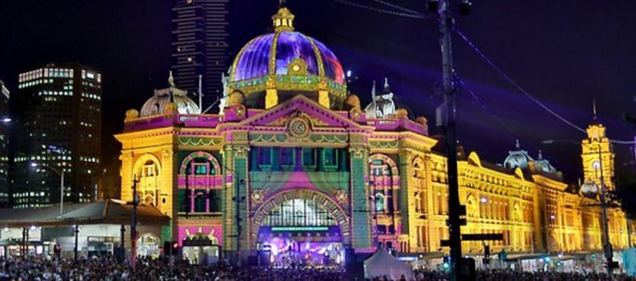 Melbourne Flinders Street, Station - Australia Tours